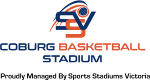 Coburg Basketball Stadium Logo